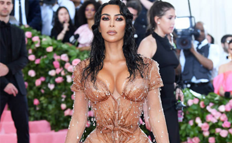 Kim Kardashian's Met Gala 2019 Look: Insider Makeup Tips