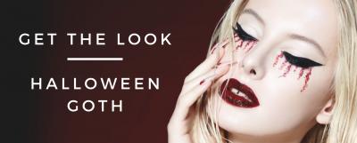 Get the Look – Halloween Goth