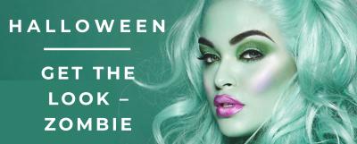 Get the Look – Halloween Zombie