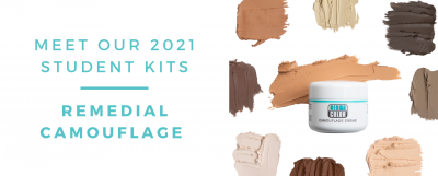 Meet Our 2021 Remedial Camouflage Make-Up Student Kit!