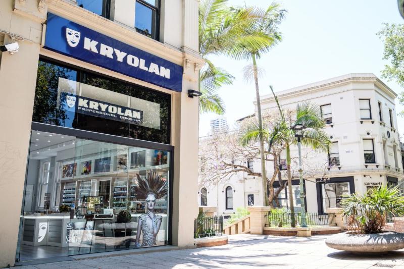 Kryolan Store